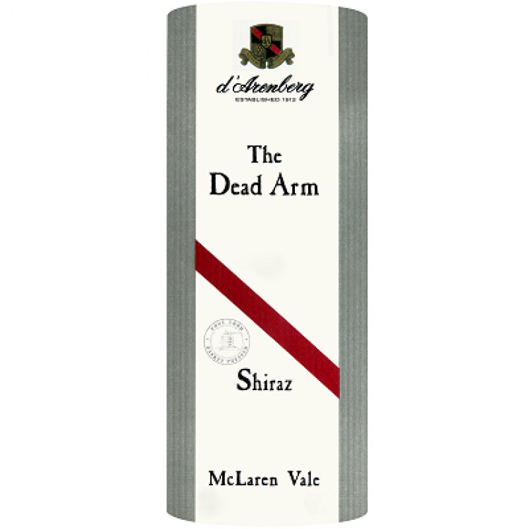 D'Arenberg Dead Arm Shiraz 2005 (6x75cl)