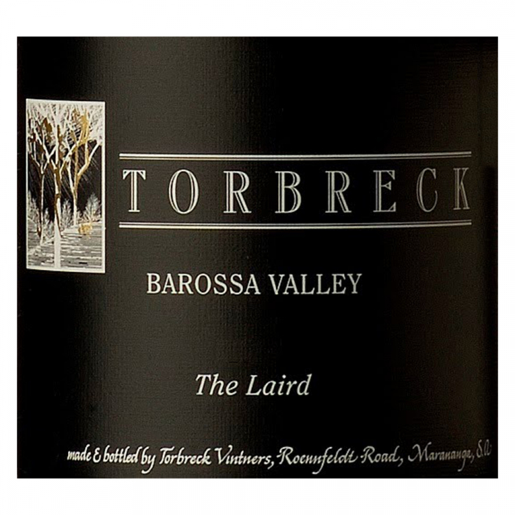 Torbreck The Laird 2008 (3x75cl)