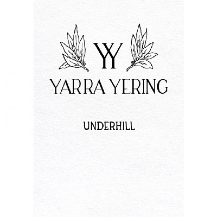 Yarra Yering Underhill Shiraz 2014 (12x75cl)