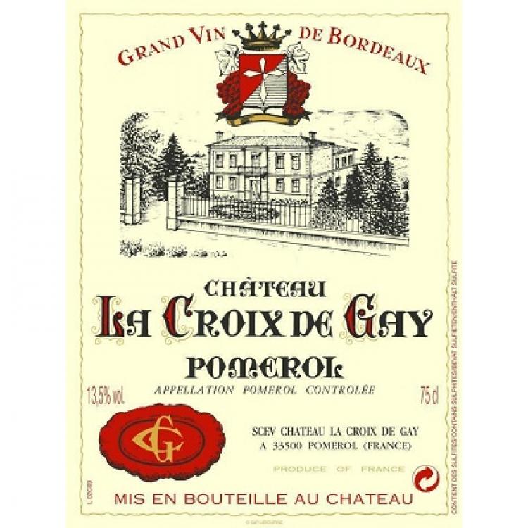La Croix de Gay 2009 (12x75cl)