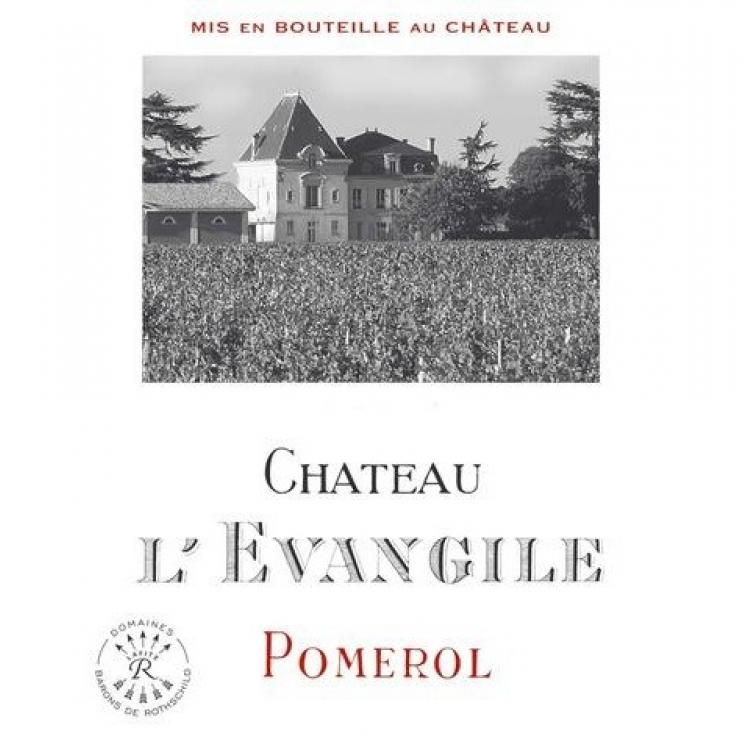 L'Evangile 2012 (12x75cl)
