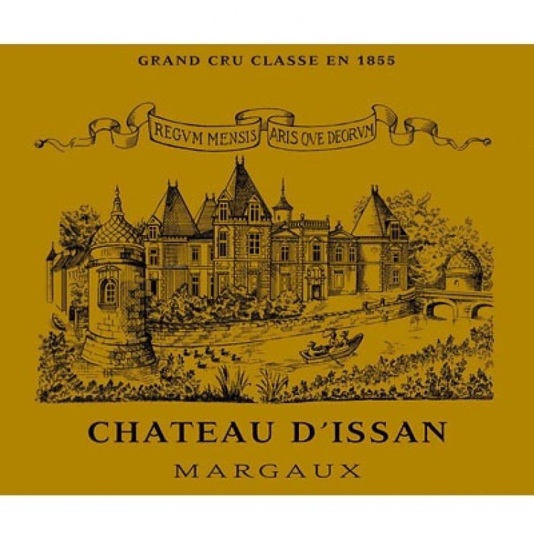 D'Issan 2018 (6x75cl)