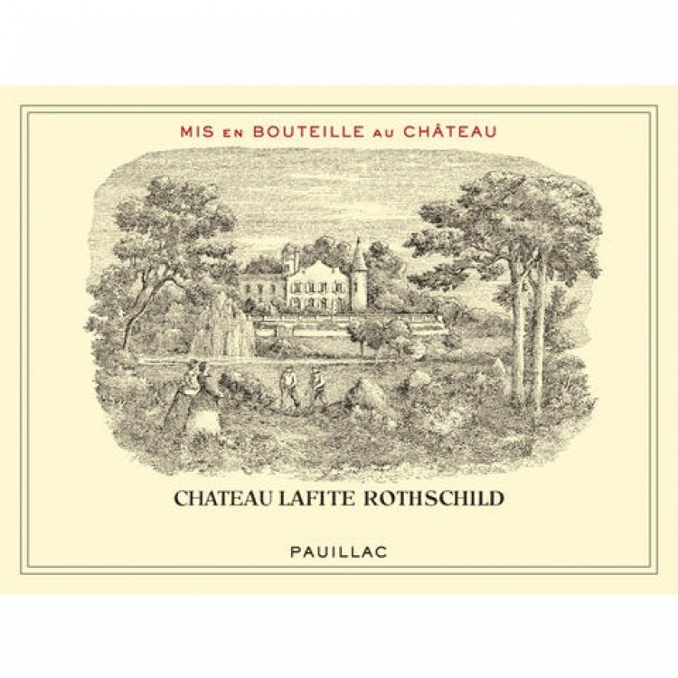 Lafite Rothschild 2020 (6x75cl)