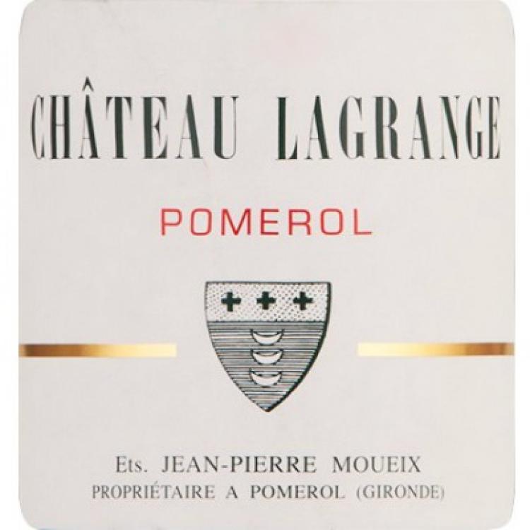 Lagrange Pomerol 2015 (12x75cl)
