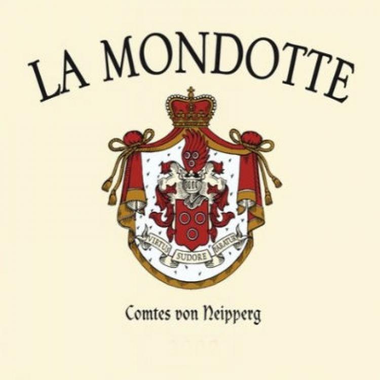 La Mondotte 2017 (6x75cl)