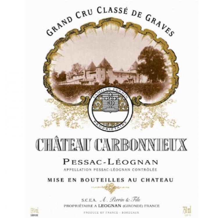 Carbonnieux Blanc 2007 (24x37.5cl)
