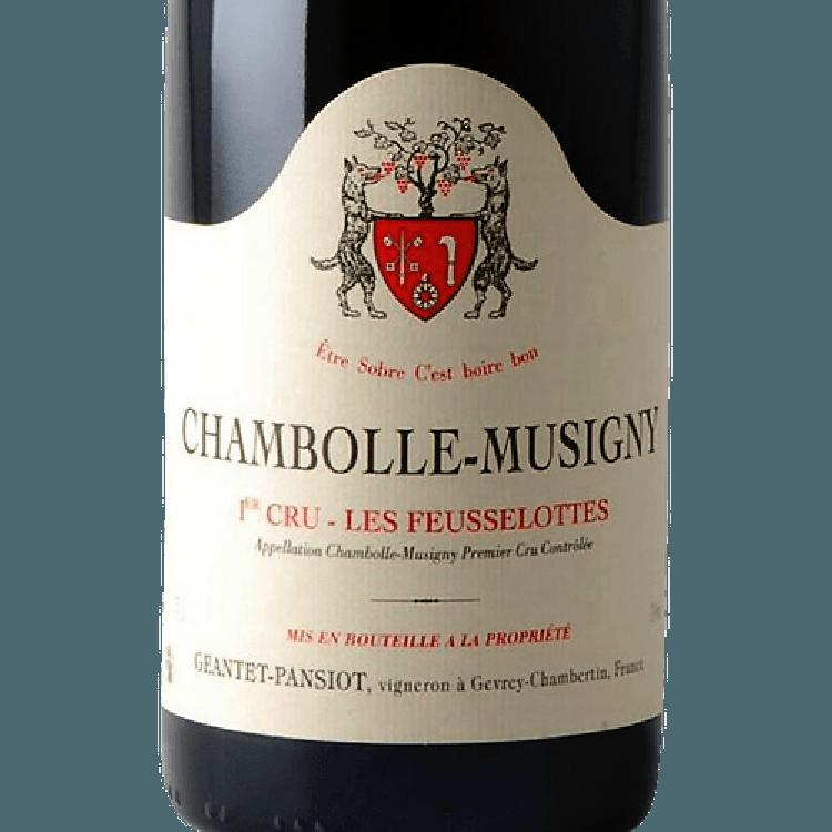Geantet Pansiot Chambolle Musigny 1er Cru Les Feusselottes 2013 (6x75cl)