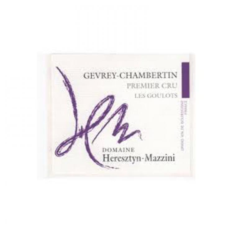 Heresztyn Gevrey Chambertin 1er Cru Les Goulots 2014 (6x75cl)