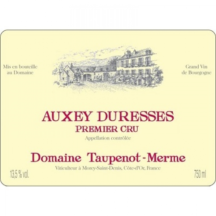 Taupenot Merme Auxey-Duresses 1er Cru 2013 (6x75cl)