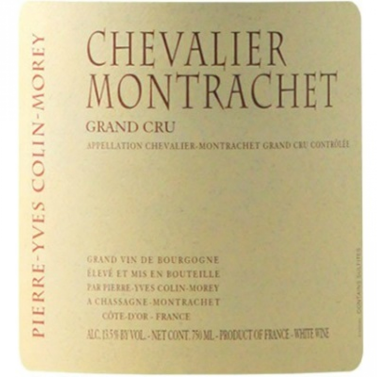 Pierre-Yves Colin-Morey Chevalier-Montrachet Grand Cru 2018 (1x150cl)