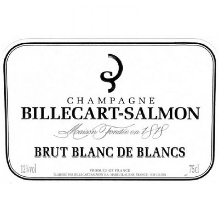 Billecart-Salmon Blanc De Blancs NV (6x75cl)