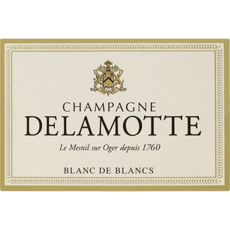 Delamotte Blanc de Blancs Brut 2014 (6x75cl)