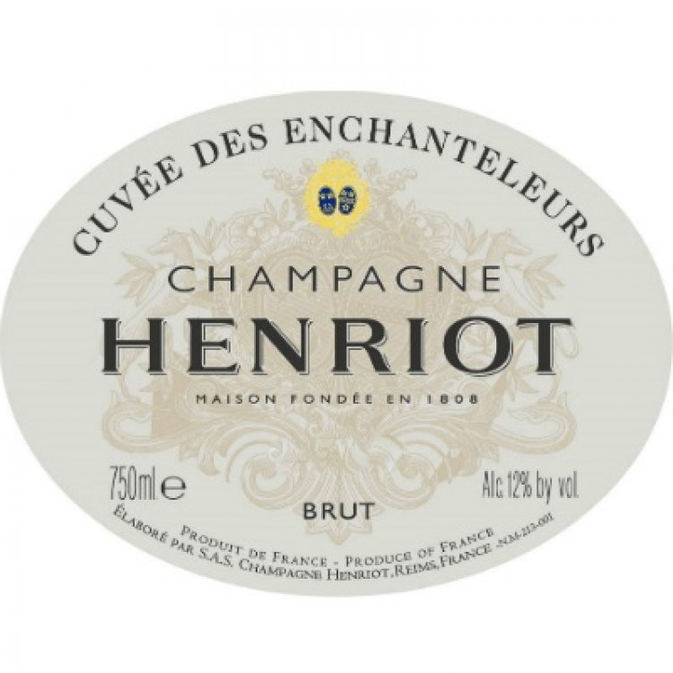 Henriot Cuvee des Enchanteleurs Brut 1996 (6x75cl)