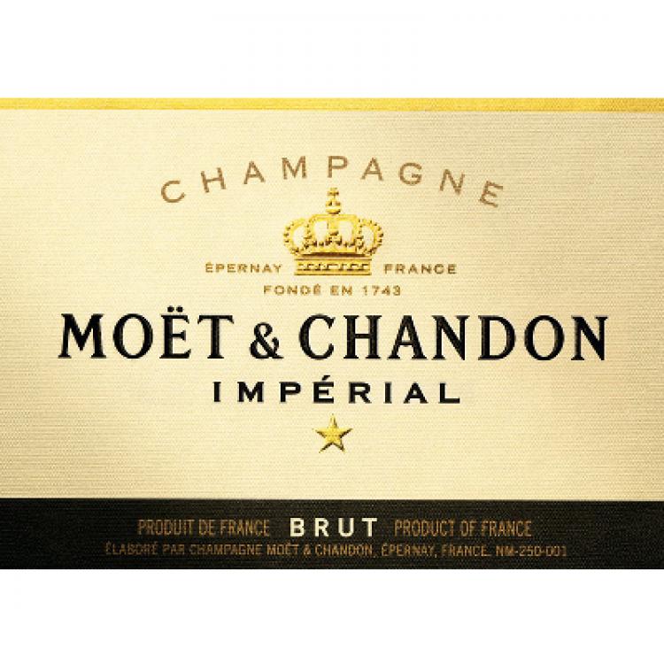 Moet & Chandon Imperial Brut NV (6x75cl)