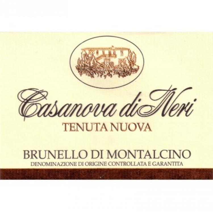 Casanova di Neri Brunello di Montalcino Tenuta Nuova 2012 (6x75cl)