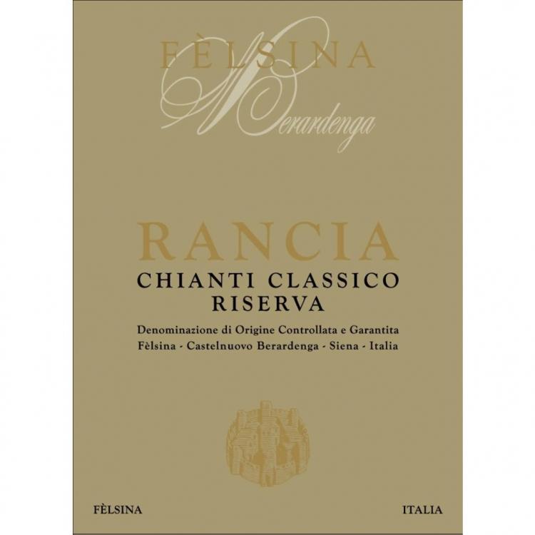 Felsina Chianti Classico Riserva Rancia 2010 (6x150cl)