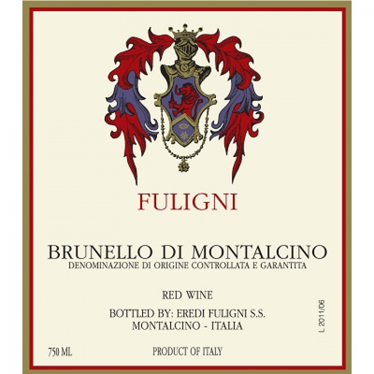 Fuligni Brunello di Montalcino 2015 (1x150cl)