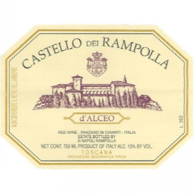 Castello dei Rampolla d'Alceo 2013 (6x75cl)