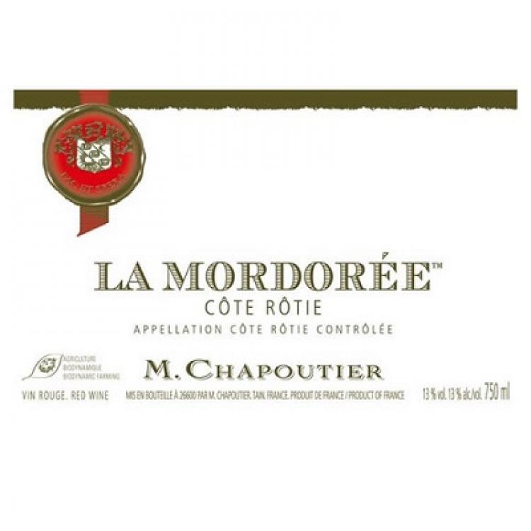 Chapoutier Cote-Rotie La Mordoree 2020 (6x75cl)