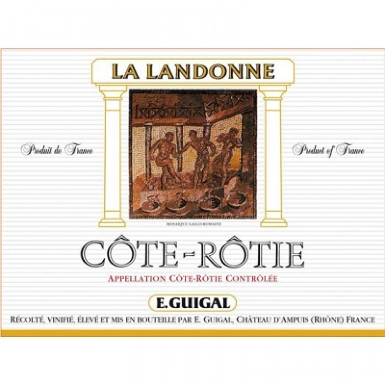 Guigal Cote-Rotie La Landonne 2015 (6x75cl)