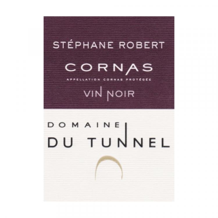 Domaine du Tunnel Cornas Vin Noir 2019 (6x75cl)