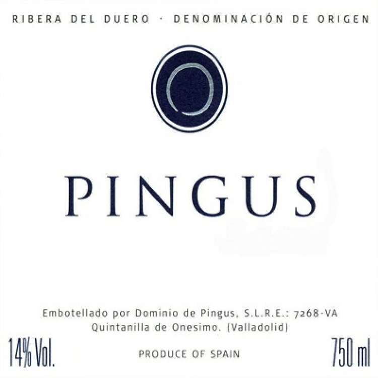 Pingus 2018 (1x150cl)