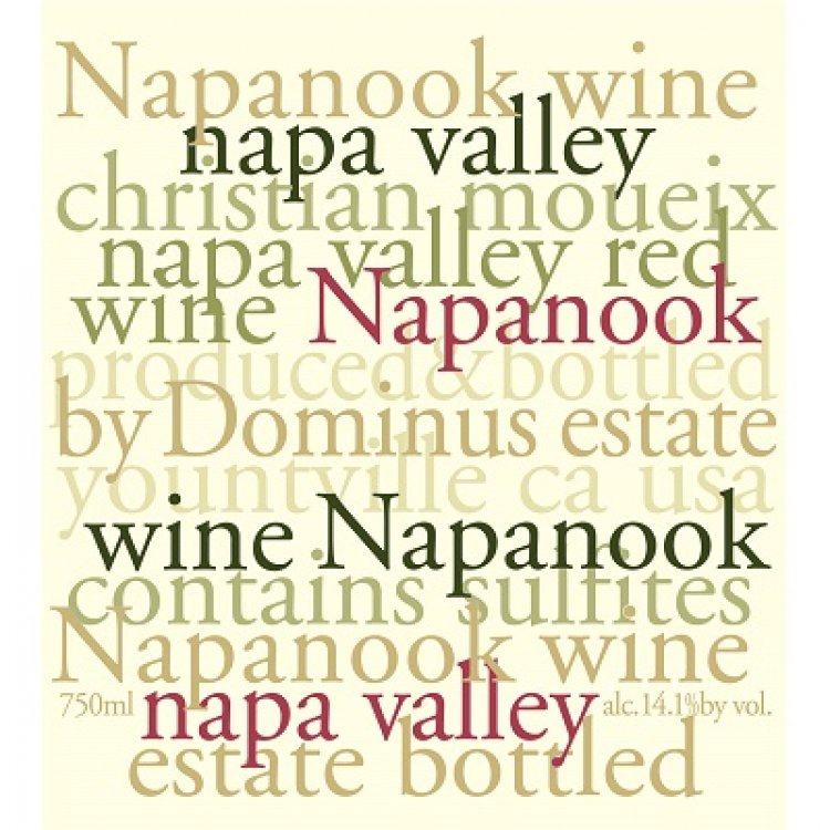 Napanook 2017 (6x75cl)