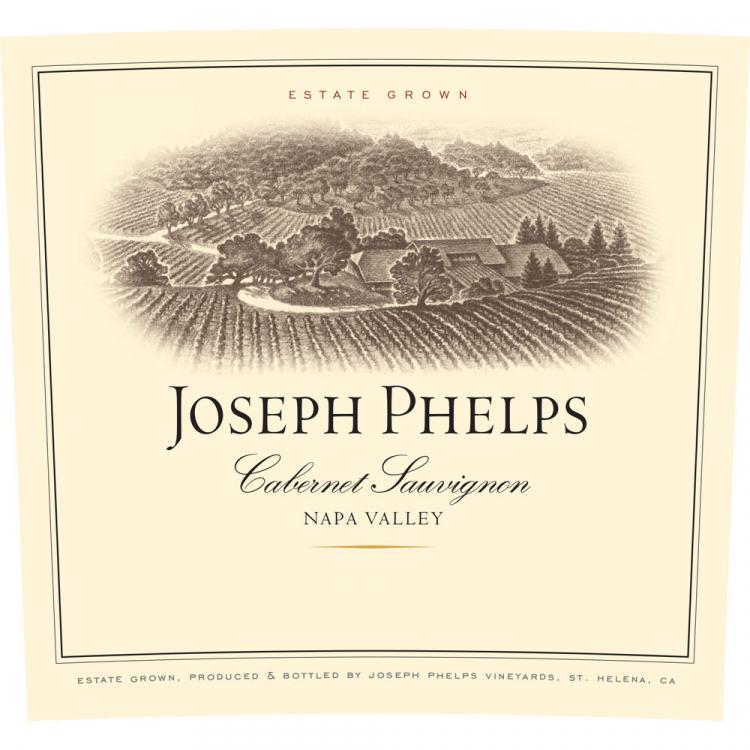 Joseph Phelps Cabernet Sauvignon 2018 (6x75cl)