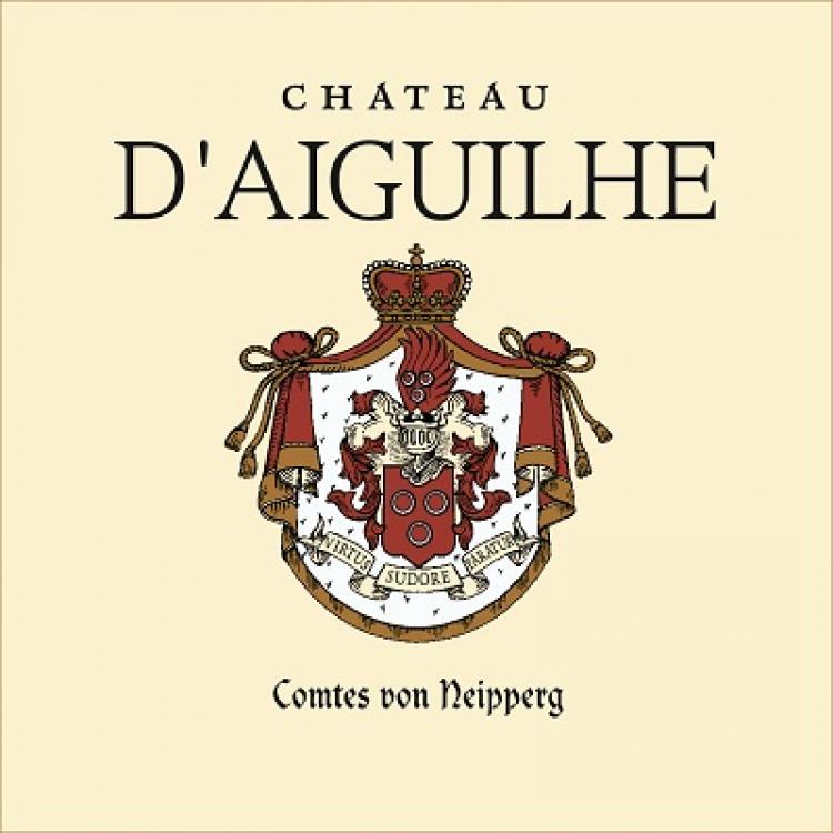 D'Aiguilhe 2016 (12x75cl)