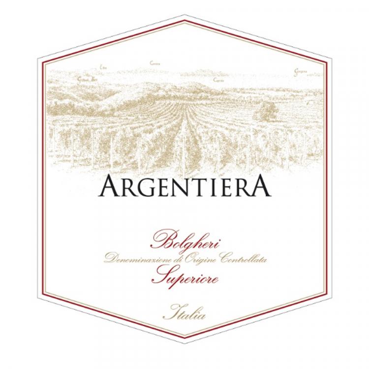 Argentiera Bolgheri Superiore 2016 (6x75cl)