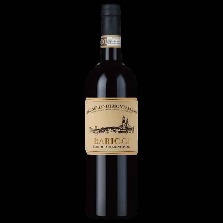 Baricci Brunello di Montalcino 2015 (6x75cl)
