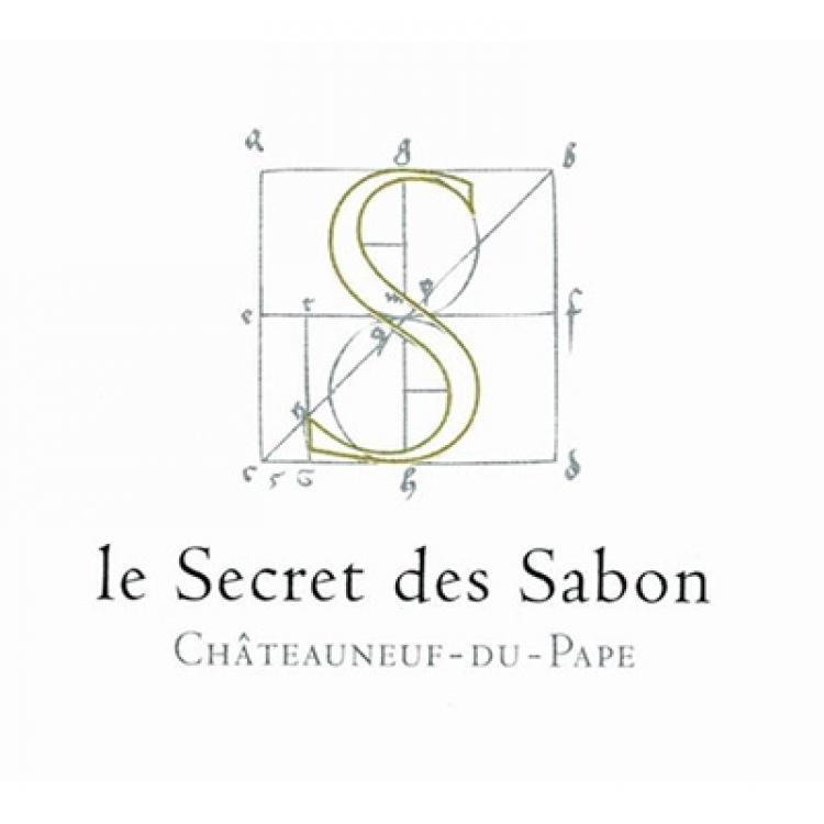 Roger Sabon Chateauneuf-du-Pape Le Secret des Sabon 2015 (6x75cl)