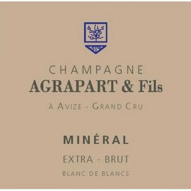 Agrapart Mineral Extra Brut Grand Cru 2014 (6x75cl)