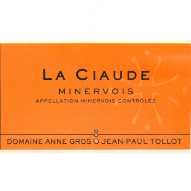 Gros & Tollot Minervois La Ciaude 2015 (12x75cl)