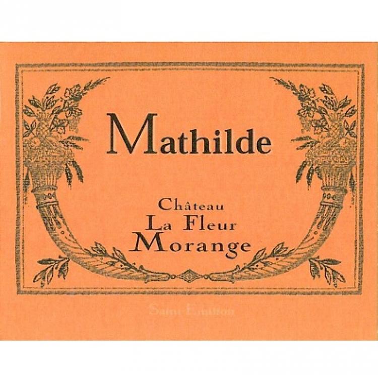 Fleur Morange Mathilde 2014 (12x75cl)