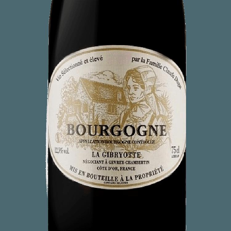Gibryotte (Claude Dugat) Bourgogne Rouge 2018 (12x75cl)