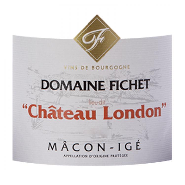 Fichet Macon-Ige Chateau London 2017 (6x75cl)