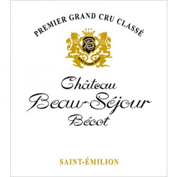 Beau-Sejour Becot 2020 (6x75cl)