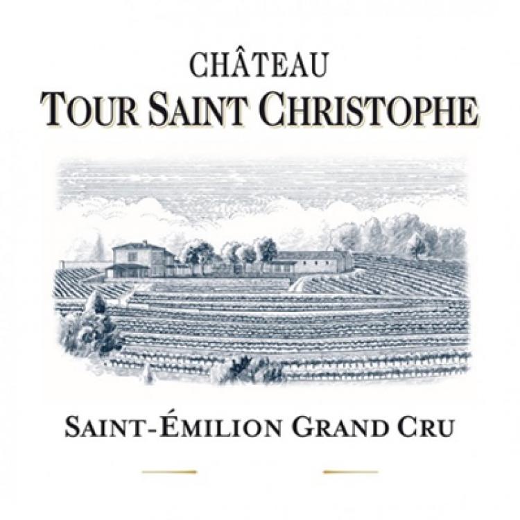 Tour Saint Christophe 2020 (6x75cl)