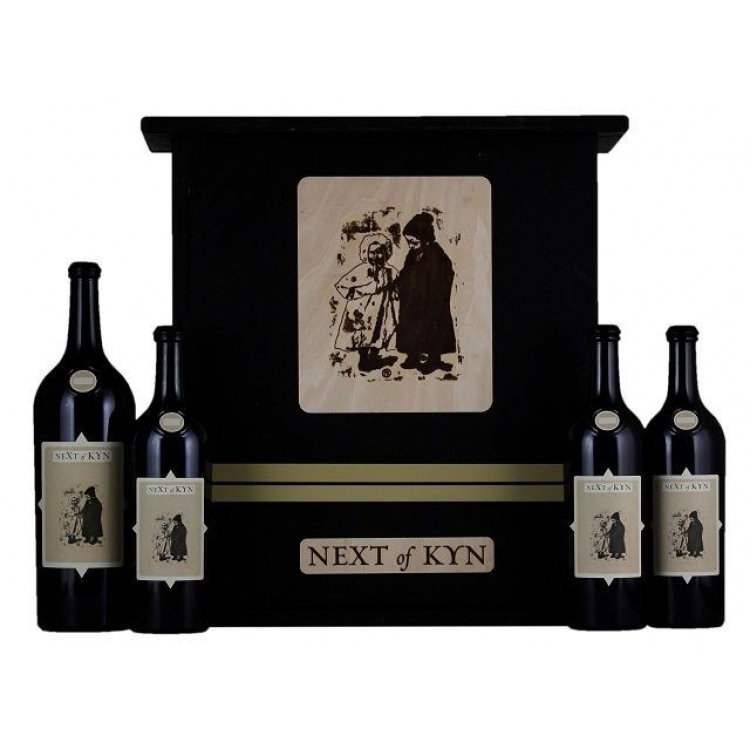 Next Of Kyn Collection Case No.11 2017 (4x75cl)