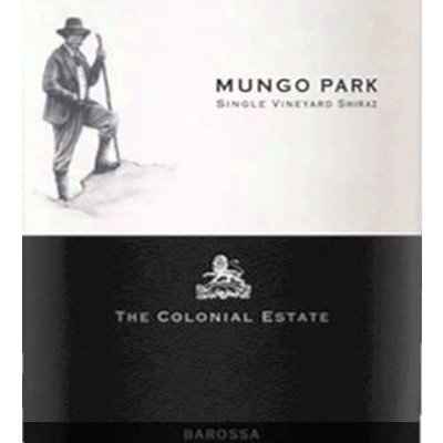 The Colonial Estate Mungo Park Shiraz 2006 (6x75cl)