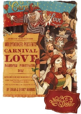 Mollydooker Carnival Of Love Shiraz 2014 (6x75cl)