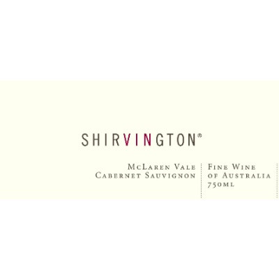 Shirvington Cabernet Sauvignon 2008 (1x150cl)