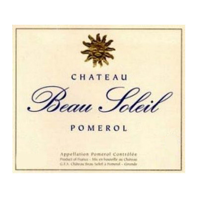 Beau Soleil 2014 (6x75cl)