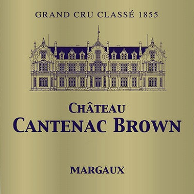 Cantenac Brown 2019 (6x75cl)