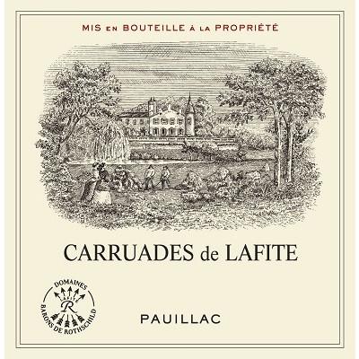 Carruades de Lafite 2019 (6x75cl)