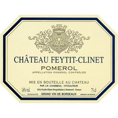 Feytit-Clinet 2019 (6x75cl)