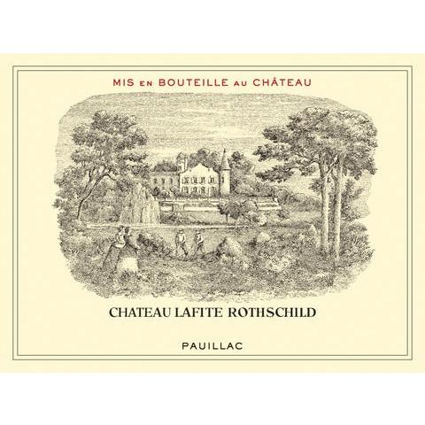 Lafite Rothschild 1986 (6x75cl)