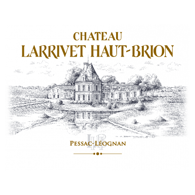 Larrivet Haut-Brion 2019 (12x75cl)