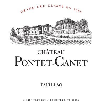 Pontet Canet 2019 (6x75cl)